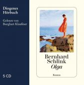 Olga, Schlink, Bernhard, Diogenes Verlag AG, EAN/ISBN-13: 9783257803914