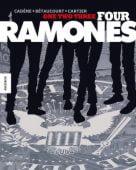 One, Two, Three, Four, Ramones!, Bétaucourt, Xavier/Cadène, Bruno, Knesebeck Verlag, EAN/ISBN-13: 9783957281906
