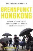 Brennpunkt Hongkong, Görlach, Alexander, Hoffmann und Campe Verlag GmbH, EAN/ISBN-13: 9783455009682