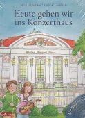 Heute gehen wir ins Konzerthaus (mit CD), Gregorzewski, Ingmar, Betz, Annette Verlag, EAN/ISBN-13: 9783219115031