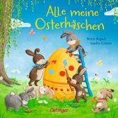 Alle meine Osterhäschen, Grimm, Sandra, Verlag Friedrich Oetinger GmbH, EAN/ISBN-13: 9783789114397