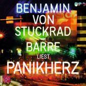 Panikherz, Stuckrad-Barre, Benjamin von, Roof-Music Schallplatten und, EAN/ISBN-13: 9783864843396