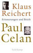 Paul Celan, Reichert, Klaus, Suhrkamp, EAN/ISBN-13: 9783518429266