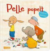 Pelle popelt, Wöhner, Steffi, Carlsen Verlag GmbH, EAN/ISBN-13: 9783551170194