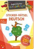 Superstarke Schulhelden - Sticker-Rätsel Deutsch, Ars Edition, EAN/ISBN-13: 9783845829142