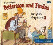 Pettersson und Findus - Die große Hörspielbox 3 (3 CD), Nordqvist, Sven, Oetinger audio, EAN/ISBN-13: 9783837310528