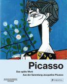 Picasso: Das späte Werk., Prestel Verlag, EAN/ISBN-13: 9783791358109