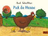 Pick die Henne, Beltz, Julius Verlag, EAN/ISBN-13: 9783407754196