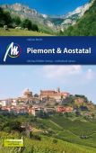 Piemont & Aostatal, Becht, Sabine, Michael Müller Verlag, EAN/ISBN-13: 9783899538458