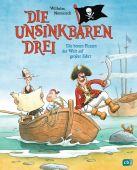 Die Unsinkbaren Drei - Die besten Piraten der Welt auf großer Fahrt, Nünnerich, Wilhelm, cbj, EAN/ISBN-13: 9783570175408