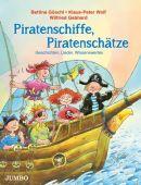 Piratenschiffe, Piratenschätze, Wolf, Klaus-Peter/Göschl, Bettina, Jumbo Neue Medien & Verlag GmbH, EAN/ISBN-13: 9783833737909