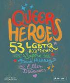 Queer Heroes (dt.), Sicardi, Arabelle, Prestel Verlag, EAN/ISBN-13: 9783791374376