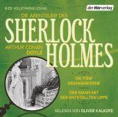 Die Abenteuer des Sherlock Holmes 3, Doyle, Arthur Conan, Der Hörverlag, EAN/ISBN-13: 9783867179133