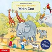 Sieh mal! Hör mal! Mein Zoo, Maske, Ulrich, Jumbo Neue Medien & Verlag GmbH, EAN/ISBN-13: 9783833741357