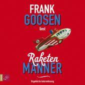 Raketenmänner, Goosen, Frank, Roof-Music Schallplatten und, EAN/ISBN-13: 9783864840739