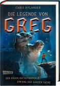 Die Legende von Greg 1: Der krass katastrophale Anfang der ganzen Sache, Rylander, Chris, EAN/ISBN-13: 9783551553881