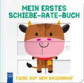 Mein erstes Schiebe-Rate-Buch - Tiere auf dem Bauernhof, YoYo Books Jo Dupré BVBA, EAN/ISBN-13: 9789463781688