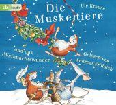 Die Muskeltiere und das Weihnachtswunder, Krause, Ute, Random House Audio, EAN/ISBN-13: 9783837148466
