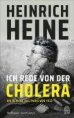 Heinrich Heine und die Cholera, Hoffmann und Campe Verlag GmbH, EAN/ISBN-13: 9783455010428