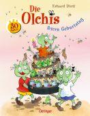Die Olchis feiern Geburtstag, Dietl, Erhard, Verlag Friedrich Oetinger GmbH, EAN/ISBN-13: 9783789114625