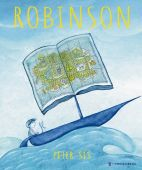Robinson, Sís, Peter, Gerstenberg Verlag GmbH & Co.KG, EAN/ISBN-13: 9783836956970