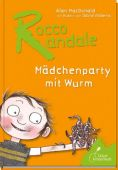 Rocco Randale - Mädchenparty mit Wurm, MacDonald, Alan, Klett Kinderbuch Verlag GmbH, EAN/ISBN-13: 9783954700127