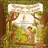Rodrigo Raubein und Knirps, sein Knappe, Ende, Michael/Freund, Wieland, Silberfisch, EAN/ISBN-13: 9783745600827