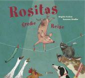 Rositas große Reise, Endres, Brigitte, Tulipan Verlag GmbH, EAN/ISBN-13: 9783939944812
