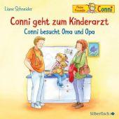 Conni geht zum Kinderarzt / Conni besucht Oma und Opa, Schneider, Liane, Silberfisch, EAN/ISBN-13: 9783745600100