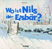 Wo ist Nils der Eisbär?, Piroux, Nicolas, Chr.Belser Gesellschaft für, EAN/ISBN-13: 9783763027767