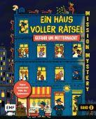 Mission Mystery - Ein Haus voller Rätsel: Gefahr um Mitternacht - Band 2, Martin, Paul, EAN/ISBN-13: 9783960939030