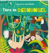 Schau durch und entdecke: Tiere im Dschungel, Hofmann, Julia, Carlsen Verlag GmbH, EAN/ISBN-13: 9783551172303