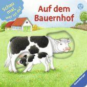 Schau mal, wer ist da? Auf dem Bauernhof, Schwarz, Regina, Ravensburger Buchverlag, EAN/ISBN-13: 9783473437399