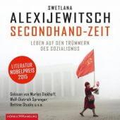 Secondhand-Zeit, Alexijewitsch, Swetlana, Hörbuch Hamburg, EAN/ISBN-13: 9783957130433