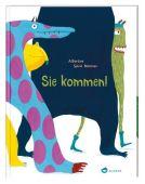 Sie kommen!, Neeman, Sylvie, Aladin Verlag GmbH, EAN/ISBN-13: 9783848901746