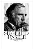 Siegfried Unseld, Suhrkamp, EAN/ISBN-13: 9783518424605