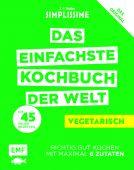 Simplissime - Das einfachste Kochbuch der Welt - Vegetarisch, Mallet, Jean-Francois, EAN/ISBN-13: 9783863559939