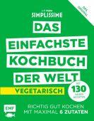 Simplissime - Das einfachste Kochbuch der Welt - Vegetarisch mit 130 neuen Rezepten, EAN/ISBN-13: 9783863559038