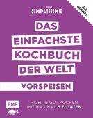 Simplissime - Das einfachste Kochbuch der Welt: Vorspeisen, Mallet, Jean-Francois, EAN/ISBN-13: 9783960931546
