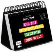 Simplissime - Die 365 einfachsten Rezepte der Welt - Tischkalender, Mallet, Jean-Francois, EAN/ISBN-13: 9783863559076