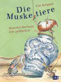 Die Muskeltiere - Hamster Bertram lebt gefährlich, Krause, Ute, cbj, EAN/ISBN-13: 9783570173695