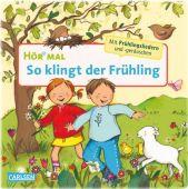 So klingt der Frühling, Cordes, Miriam, Lappan Verlag, EAN/ISBN-13: 9783551251480