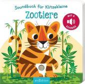 Soundbuch für Klitzekleine - Zootiere, Ars Edition, EAN/ISBN-13: 9783845834771