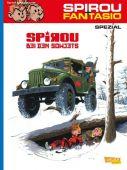 Spirou bei den Sowjets, Tarrin, Fabrice, Carlsen Verlag GmbH, EAN/ISBN-13: 9783551776396