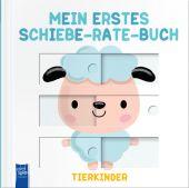 Mein erstes Schiebe-Rate-Buch Tierkinder, YoYo Books Jo Dupré BVBA, EAN/ISBN-13: 9789463781701