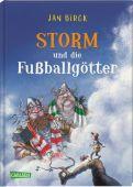 Storm und die Fußballgötter, Birck, Jan, Carlsen Verlag GmbH, EAN/ISBN-13: 9783551651266