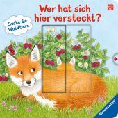 Wer hat sich hier versteckt? Suche die Waldtiere, Grimm, Sandra, Ravensburger Verlag GmbH, EAN/ISBN-13: 9783473438464