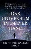 Das Universum in deiner Hand, Galfard, Christophe, Verlag C. H. BECK oHG, EAN/ISBN-13: 9783406731808