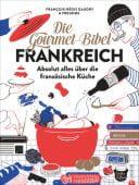 Die Gourmet-Bibel Frankreich, Gaudry, François-Régis, Christian Verlag, EAN/ISBN-13: 9783959614009