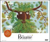 Bäume 2021 - Von Piotr Socha - DUMONT Kinder-Kalender - Querformat 58,4 x 48,5 cm - Spiralbindung, EAN/ISBN-13: 4250809647098